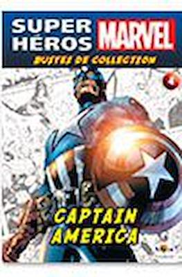 Super Héroes Marvel. Bustos de Colección #4