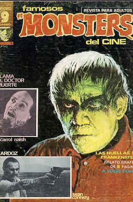 Famosos Monsters del Cine (Grapa , 66 páginas. 1975-1977) #8