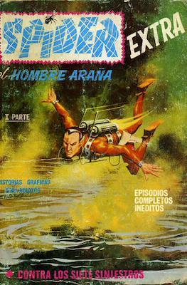 Spider el Hombre Araña Extra (1968-1969) (Rústica 128-120 pp) #12