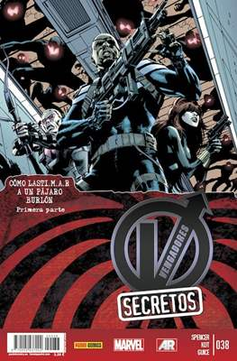 Vengadores Secretos (2011-2015) (Grapa) #38