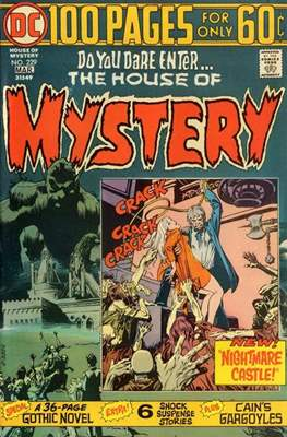 The House of Mystery #229