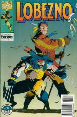 Lobezno vol. 1 (1989-1995) (Grapa) #74