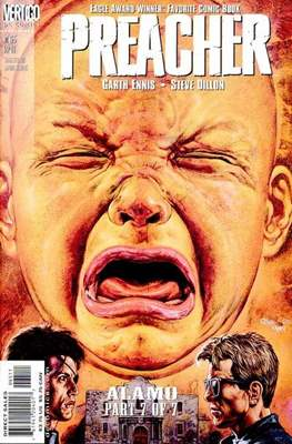 Preacher (Comic Book) #65