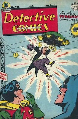 Detective Comics Vol. 1 (1937-2011; 2016-) (Comic Book) #126