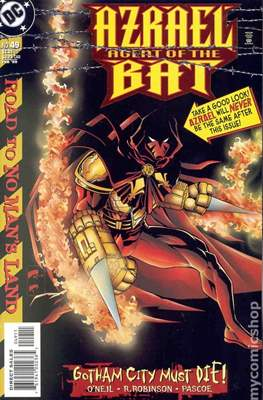 Azrael: Agent of the Bat (1995-2003) (Grapa) #49