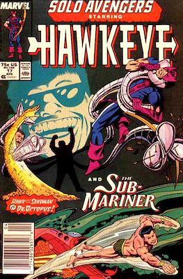 Solo Avengers / Avengers Spotlight (Comic book) #17