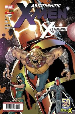 Astonishing X-Men Vol.3 (2010-2014) (Grapa) #40