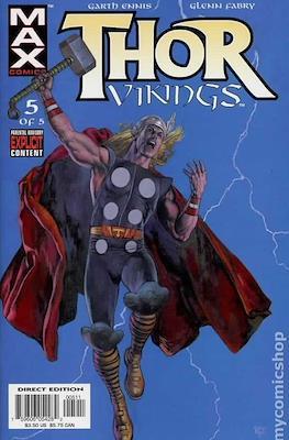 Thor: Vikings (2003) (Comic Book) #5