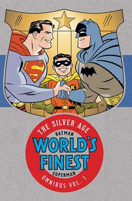 Batman & Superman in World's Finest. The Silver Age Omnibus