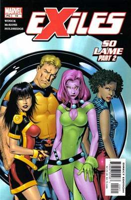 Exiles Vol. 1 (2001-2008) (Comic Book) #19