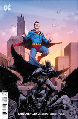 Batman / Superman (2019 -Variant Cover) (Comic Book) #2