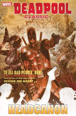 Deadpool Classic (Softcover) #17