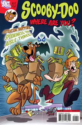 Scooby-Doo! Where Are You? (Comic Book) #17