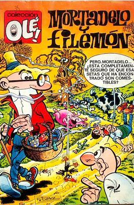 Colección Olé! 1ª etapa (Rústica 64 pp) #35