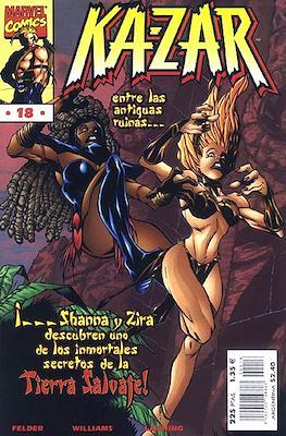 Ka-Zar (1998-1999) (Grapa. 17x26. 24 páginas. Color.) #18