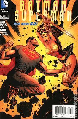 Batman / Superman (2013-2016 Variant Cover) #3