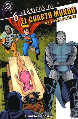 El Cuarto Mundo de John Byrne. Clásicos DC (Rústica 128-96 pp) #6
