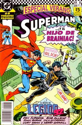 Superman Especial Vol. 2 (Grapa 64 pp) #8