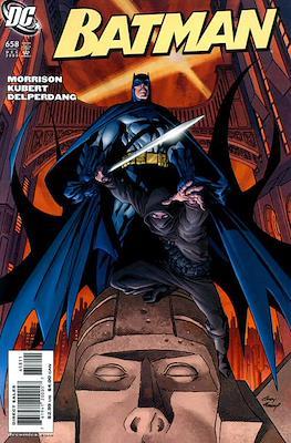 Batman Vol. 1 (1940-2011) (Comic Book) #658