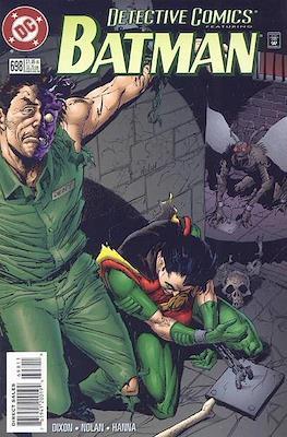 Detective Comics Vol. 1 (1937-2011; 2016-) (Comic Book) #698