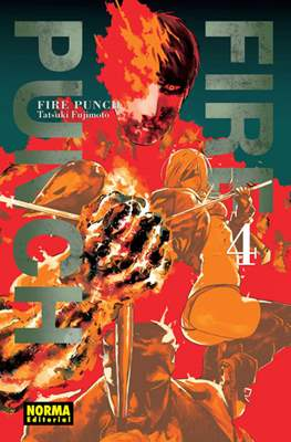Fire Punch (Rústica con sobrecubierta) #4