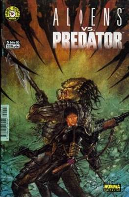Aliens vs. Predator (Grapa 36 pp) #5