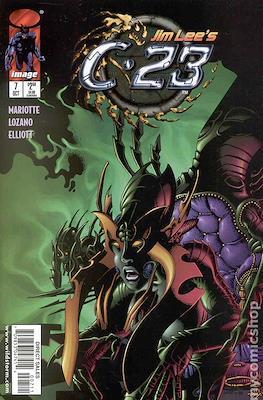 Jim Lee's C-23 #7