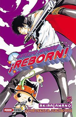 Katekyo Hitman ¡Reborn! #5