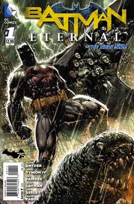 Batman Eternal (2014-2015) (Comic-Book) #1