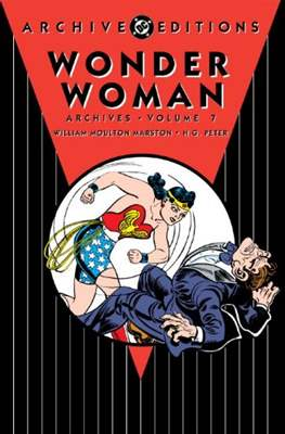 DC Archive Editions. Wonder Woman #7