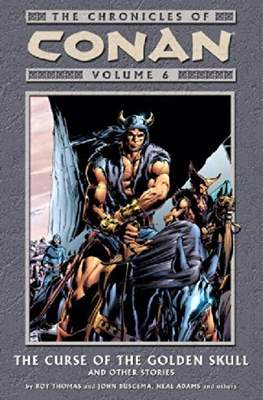 The Chronicles of Conan the Barbarian (Paperback) #6