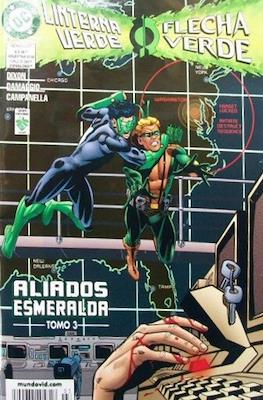 Linterna Verde / Flecha Verde: Aliados Esmeralda (Grapa) #3