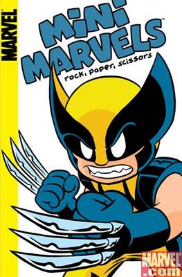 Mini Marvels (Softcover) #1