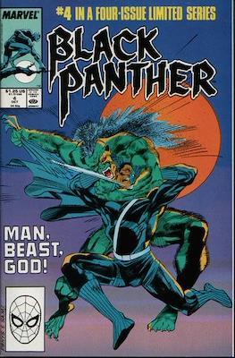 Black Panther vol.2 (1988) (Comic Book) #4