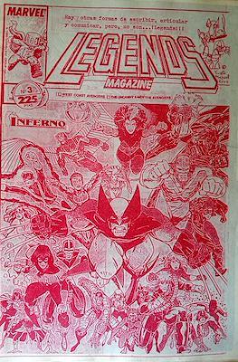 Legends (Fanzine autoeditado.) #3