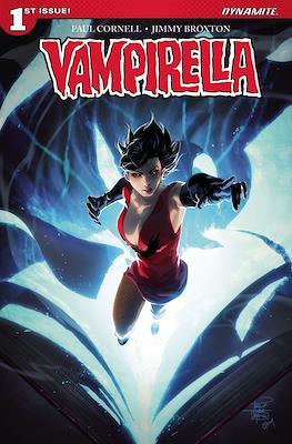 Vampirella (2017) (Comic-book) #1