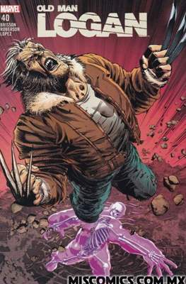 Old Man Logan (2016-2019) (Grapa) #40