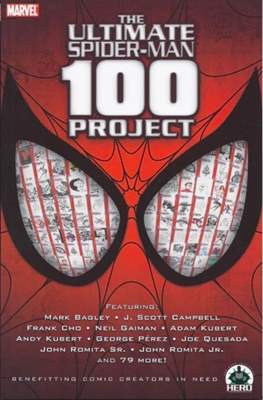 The Ultimate Spider-Man 100 Project