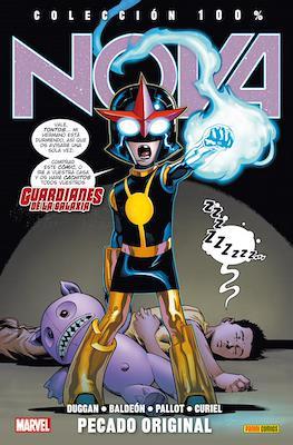 Nova. 100% Marvel (Rústica con solapas) #4