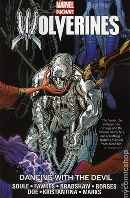 Wolverines (Softcover 112 pp) #1