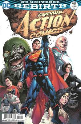 Action Comics Vol. 1 (1938-2011; 2016-) #957