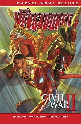 Los Vengadores de Mark Waid. Marvel Now! Deluxe (Cartoné 336 pp) #2