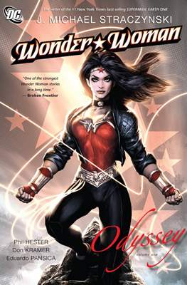 Wonder Woman: Odyssey (Hardcover) #1