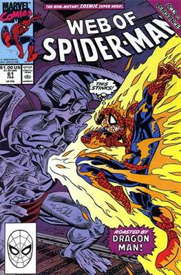 Web of Spider-Man Vol. 1 (1985-1995) (Comic-book) #69