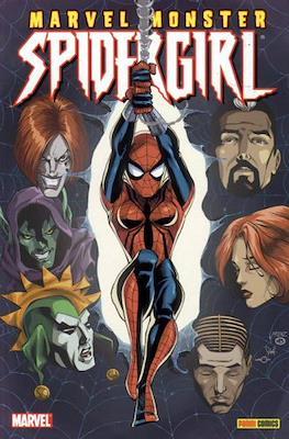 Spidergirl vol. 4 (2006-2011). Marvel Monster (Rústica) #1