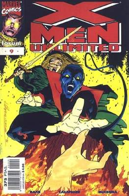 X-Men Unlimited (1997-2000) #9