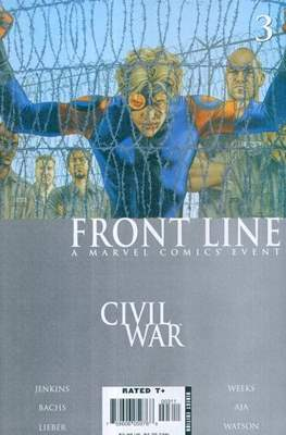 Civil War: Front Line (Comic-Book) #3