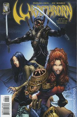 Wraithborn (Grapa) #6