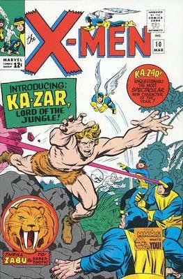 The Uncanny X-Men (1963-2011) #10