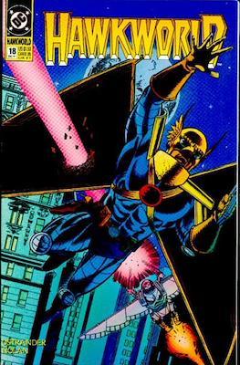 Hawkworld (Comic Book) #18